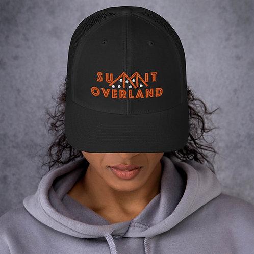 Summit Overland Classic Trucker Cap