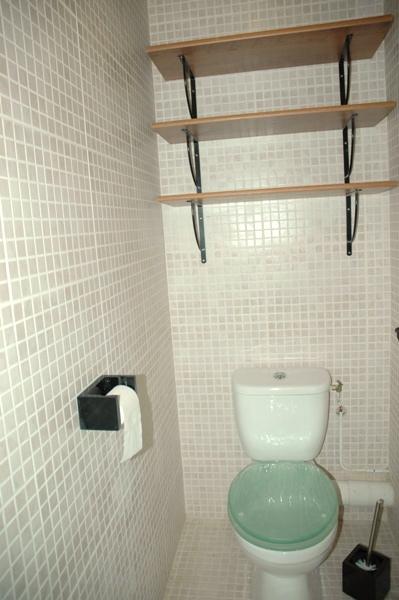 Les WC séparés