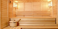 Sauna gratuit