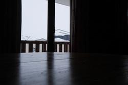 Double fenêtre séjour