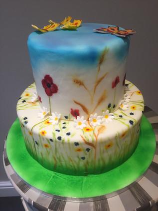 Meadow Cake