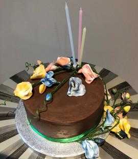Sweetpea Cake