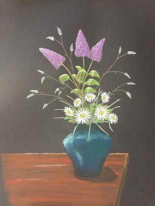 Lilac & White Arrangement.JPG