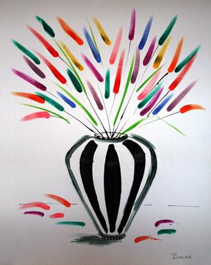 The Badger Vase