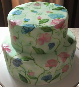 Sweet Pea Cake