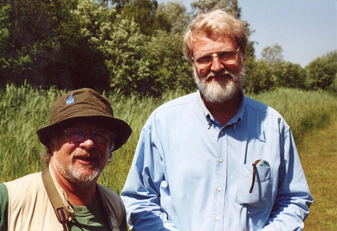 Dragonflies with Bill Oddie