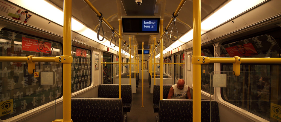 Straßenbahn des Lebens