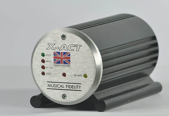 DAC Musical Fidelity X-ACT