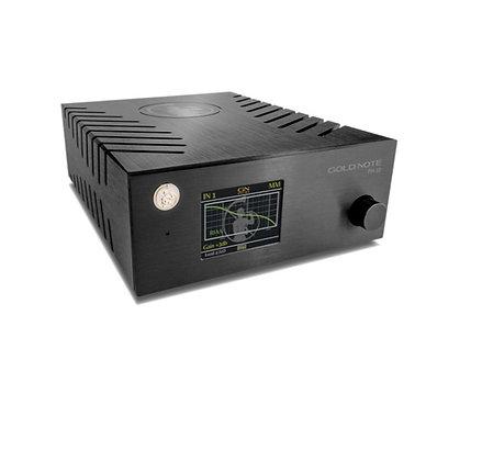 Gold Note PSU-10 : alimentation pour pré-phono PH10