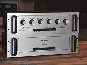 Pré amplificateur vintage