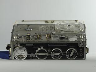Magnétophone à bandes