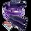 Thumbnail: Melodika Purple Rain câble XLR – 2x2m