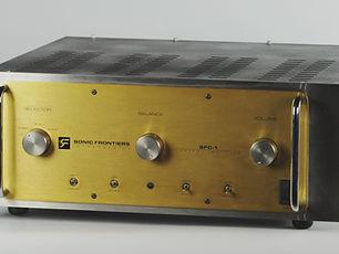Amplificateur vintage