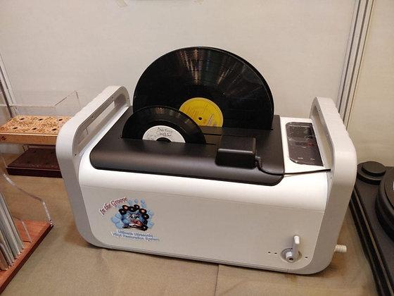 Kirmuss nettoyage vinyle ultrason