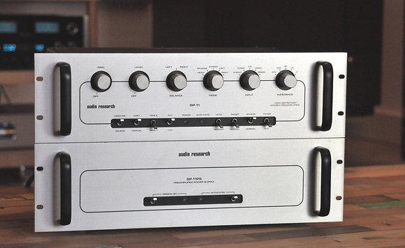 Audio Research SP 11 / SP 11 S