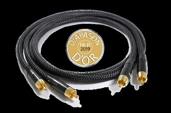 Melodica câble RCA MD2RD – 2x1,5m