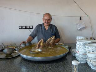 Shirvan - Ashgabat | From Iran to Turkmenistan