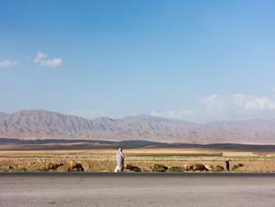 Primo stop di Kiddo | Faruji, Iran