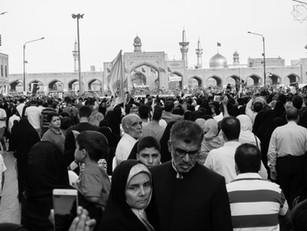 Holy Shrine of Imam Reza | Masshad, Iran