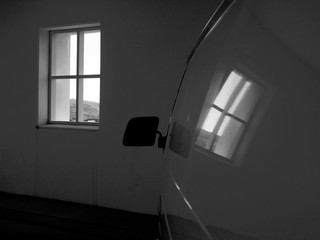 WINDOW & VAN