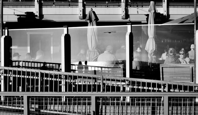 REFLECTED SEA, PISMO 2018