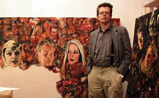 JIM IN FIGUEROA STUDIO 2002