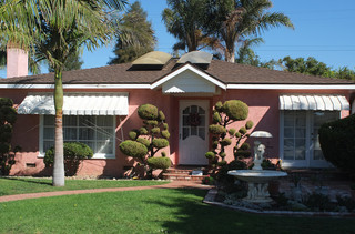 CORAL PINK HOUSE