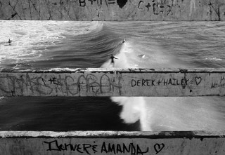 RAILING SURFERS AND PAST LOVES