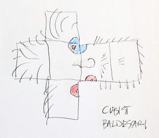 CUBIST BALDESSARI 2018