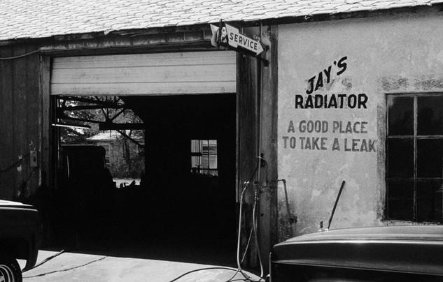 JAY'S RADIATOR SHOP, PAN HANDLE 1991