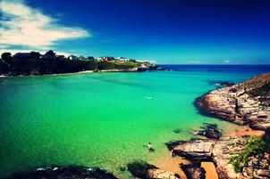Playa tapia de Casariego
