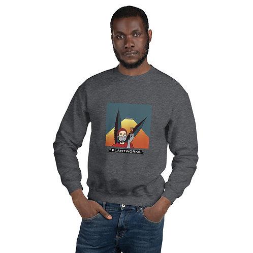 Pot Fairy Crewneck Sweatshirt