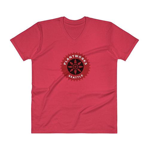 Plantworks V-Neck T-Shirt