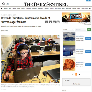 The Daily Sentinel