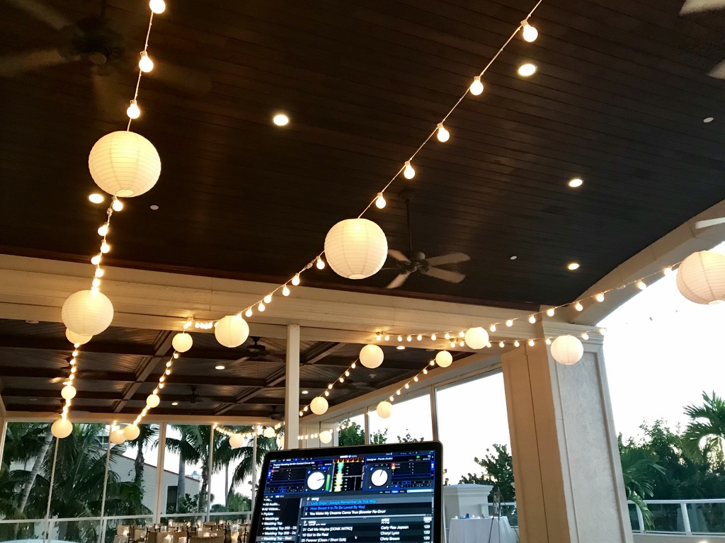 String Lighting | Marco Beach Ocean Resort