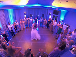 Couple's dance | Marco Beach Resort