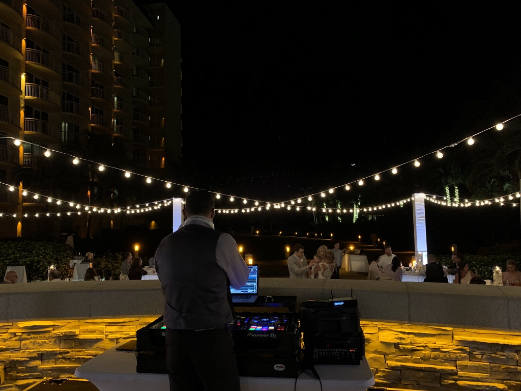 Wedding DJ | Palms Terrace - JW Marriott