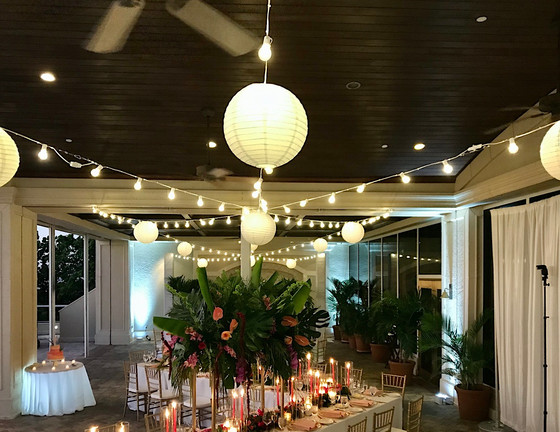 Wedding Lighting | TOP 3 things you should consider