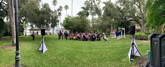 Wedding Ceremony Audio   Fort Myersjpg