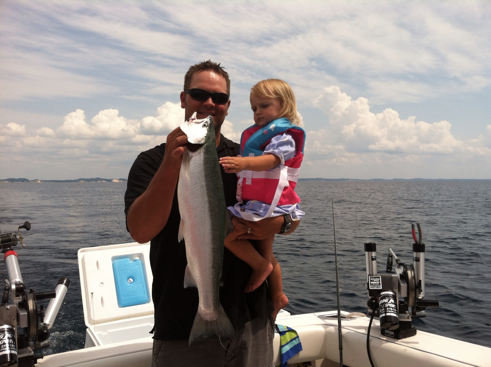 Daddy Daughter Steelhead.JPG