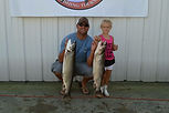 Fishing Charters in Holland Mi, Deep v sportfishing charters
