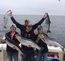 Holland Charter Fishing, Holland MI Fishing Charters Lake Michigan Charter Fishing, Deep V Sportfishing Charter
