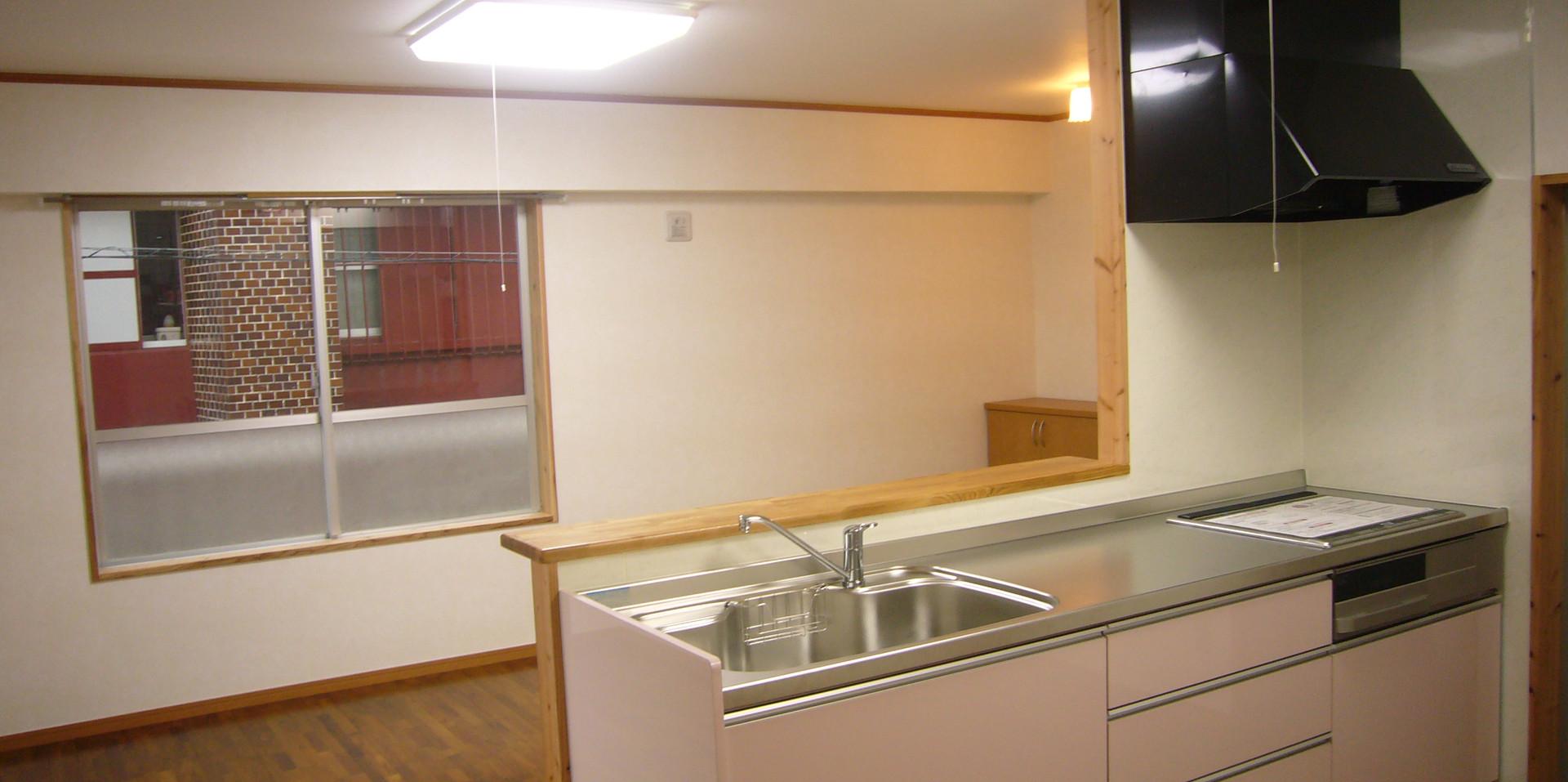 キッチン共有スペース