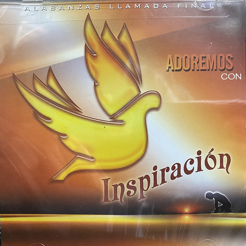 CD Adoremos con Inspiración (2 CDs)