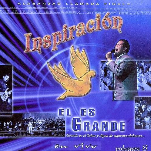 CD Inspiración Vol.8 - El es Grande