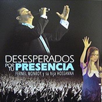 CD Desesperados por tu presencia