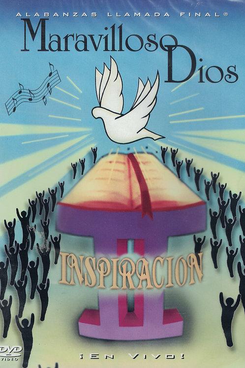 DVD Inspiracion 2