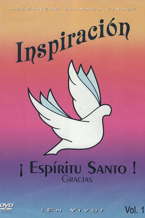 DVD Inspiracion 1