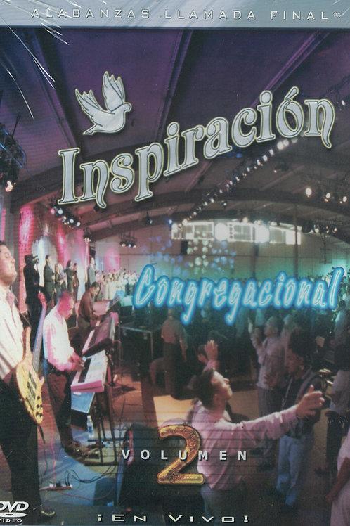 DVD Inspiracion Congregacional 2