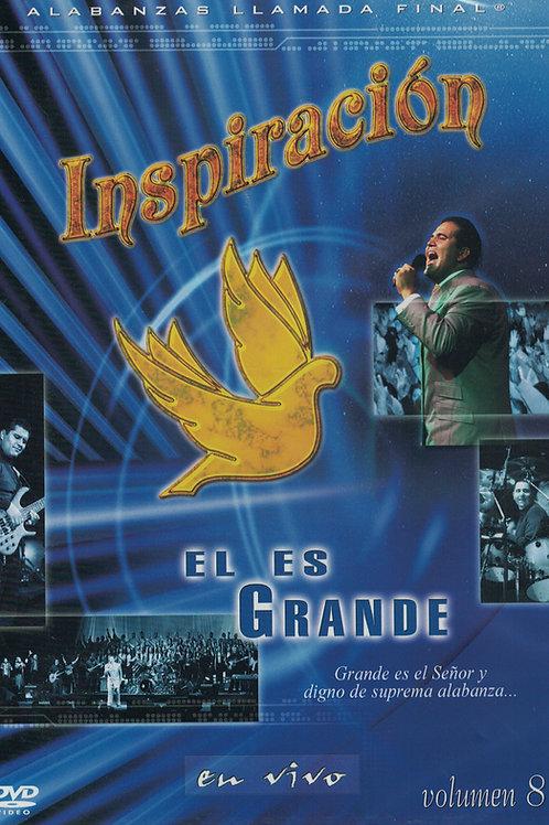 DVD Inspiracion 8